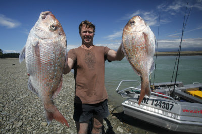 Scott Mirfin Snapper 400