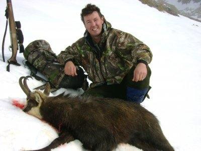 Chamois Hunt 1