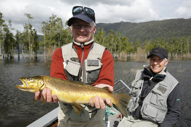 Lake Brunner Trout 2012 650
